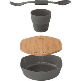 Robens Leaf Kit para Comer, anthracite